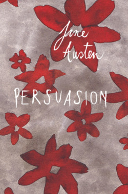 Persuasion by Jane Austen - bookcover